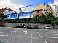 reklamy w mieście