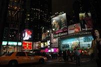 miasto, reklamy, bilbordy
