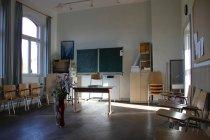 sala w szkole